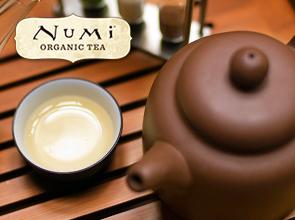 premium food + beverages - Numi