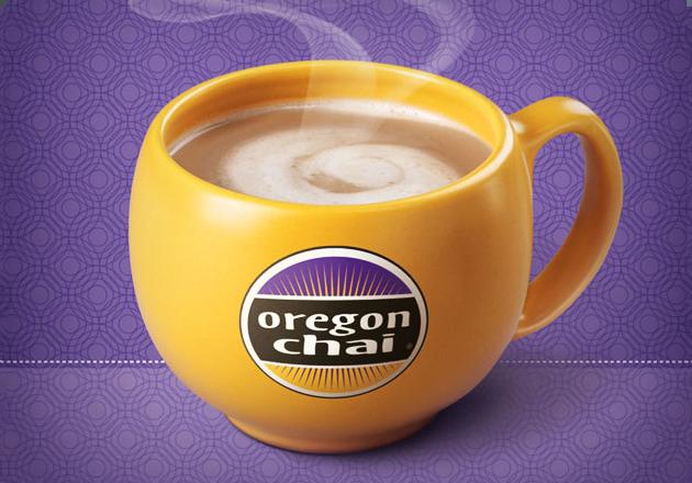 Read more on Oregon Chai