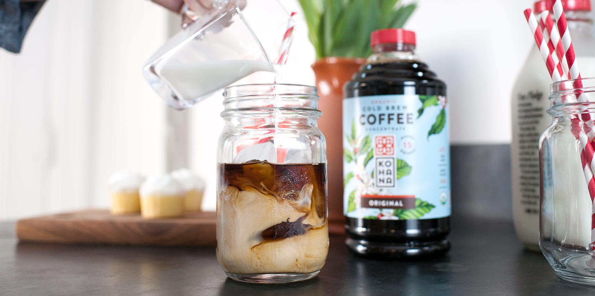 Kohana Cold Brew Coffee Gerhards Canada