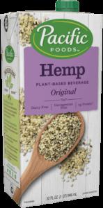 premium food + beverages products - Hemp