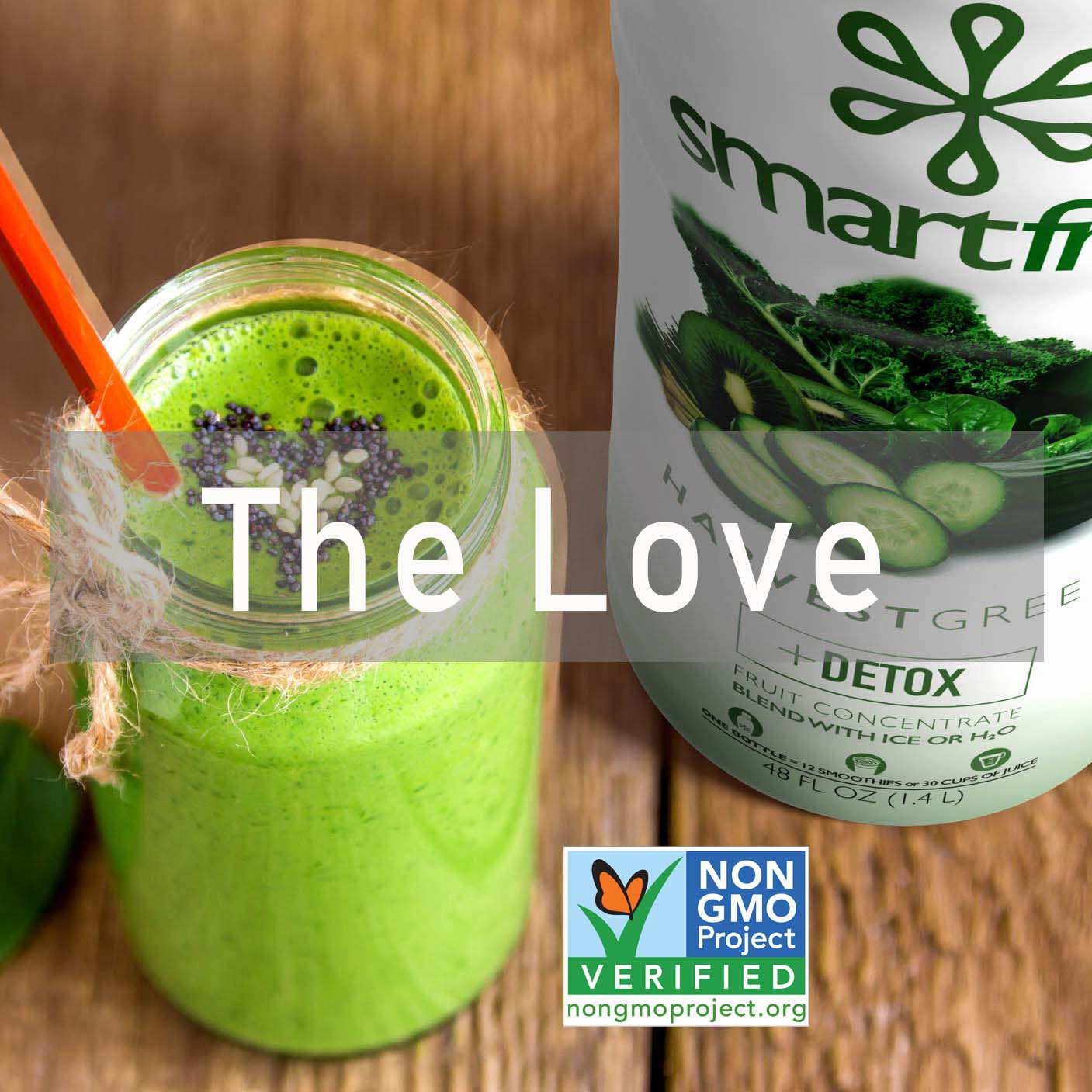 premium food + beverages products - Web - the love - titled