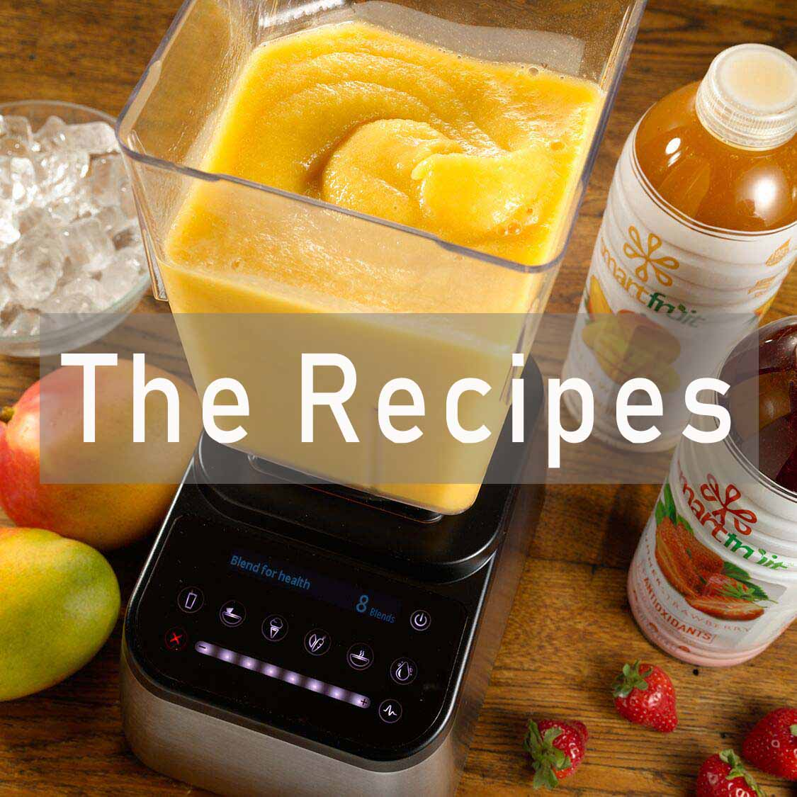 premium food + beverages products - web - the recipe_ld - title