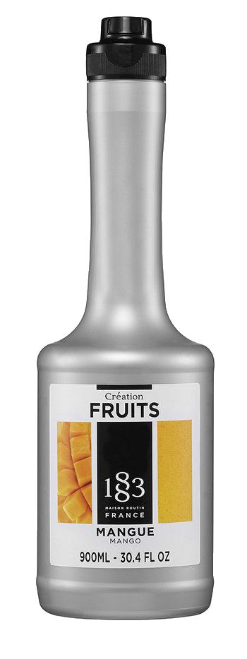 mango fruit puree