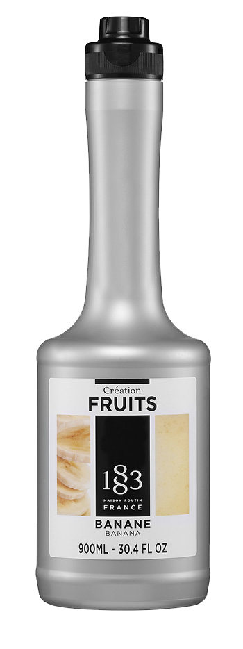 banana fruit puree