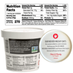 organic apple cranberry umpqua oats nutrition ingredients