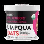 organic apple cranberry umpqua oats