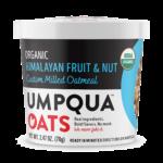 Organic Himalayan Fruit and Nut umpqua oats
