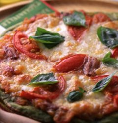 Handmade Matcha Pizza