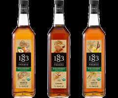 1883 Organic Syrups