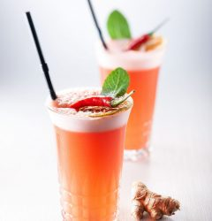 Red Hot Ginger Sling
