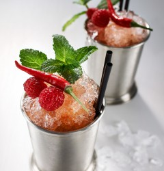 Spicy Berries Julep