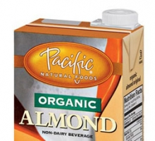 Pacific Organic Almond Milk